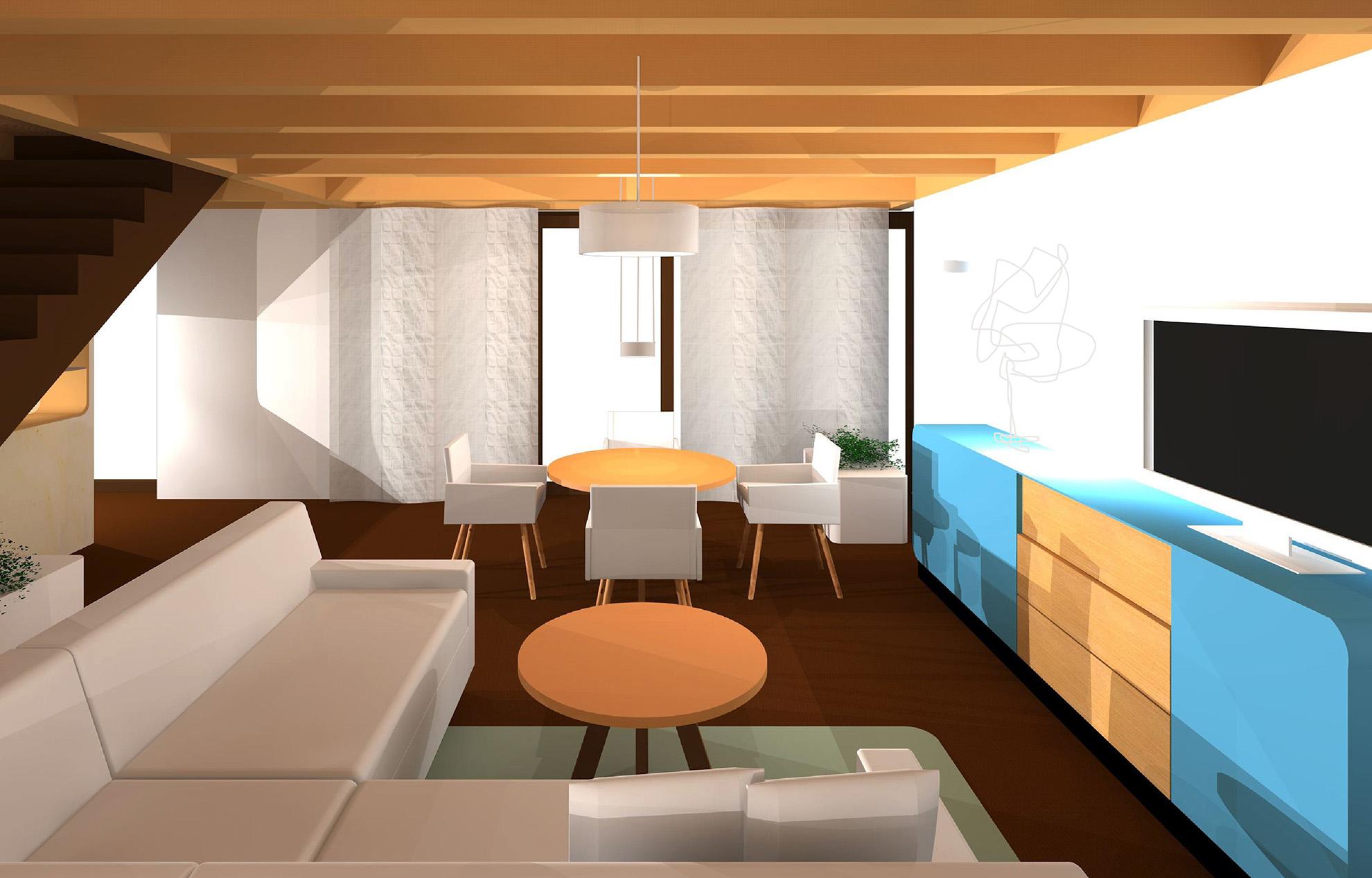 Neugestaltung Einfamilienhaus - GROSS | Innenarchitektur