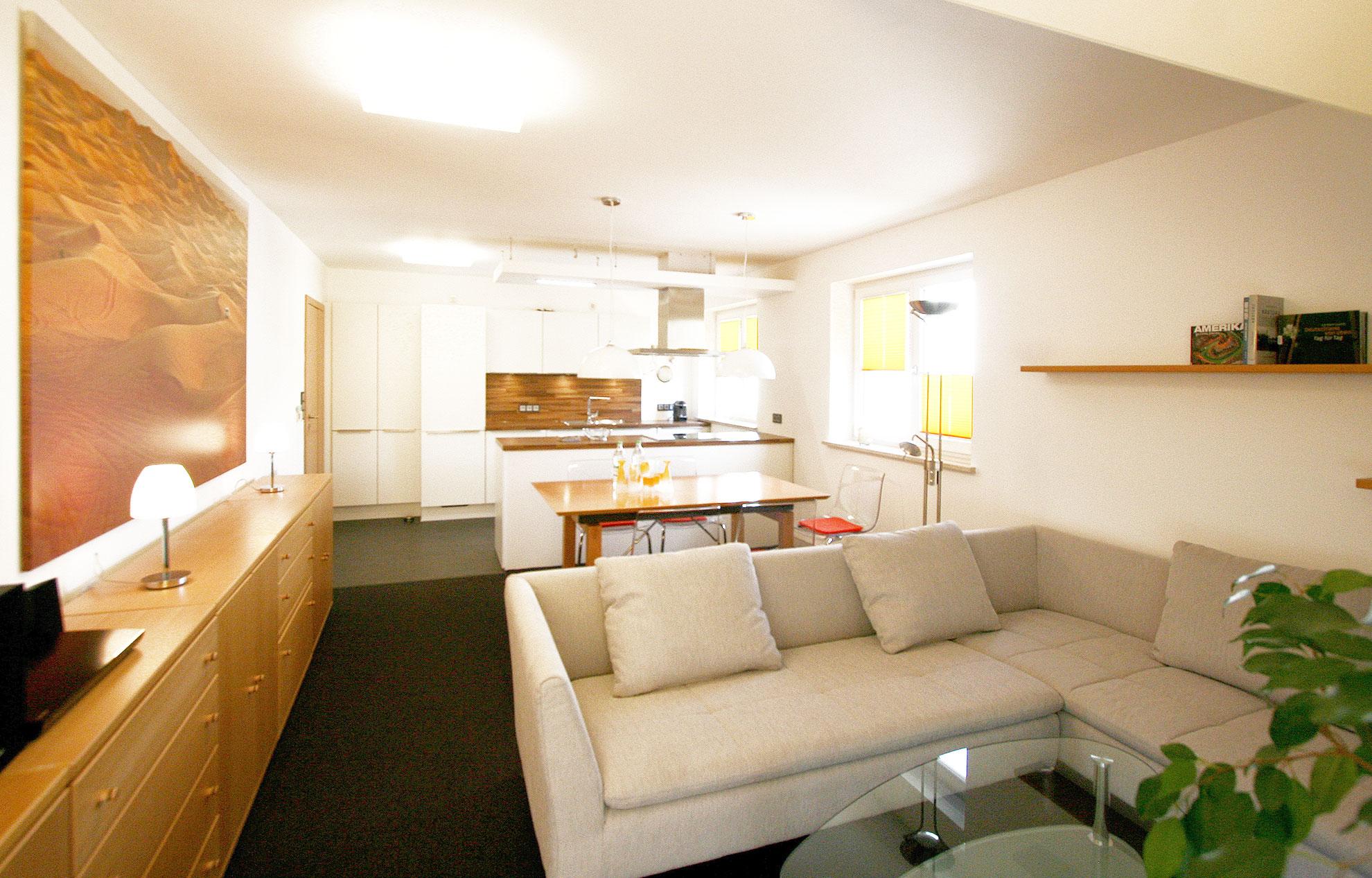Neugestaltung einer möblierten Wohnung - GROSS | Innenarchitektur