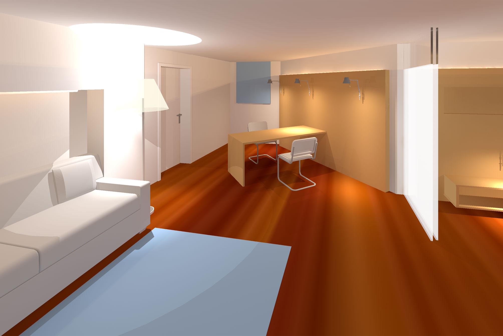 Neugestaltung einer Wohnung - GROSS | Innenarchitektur