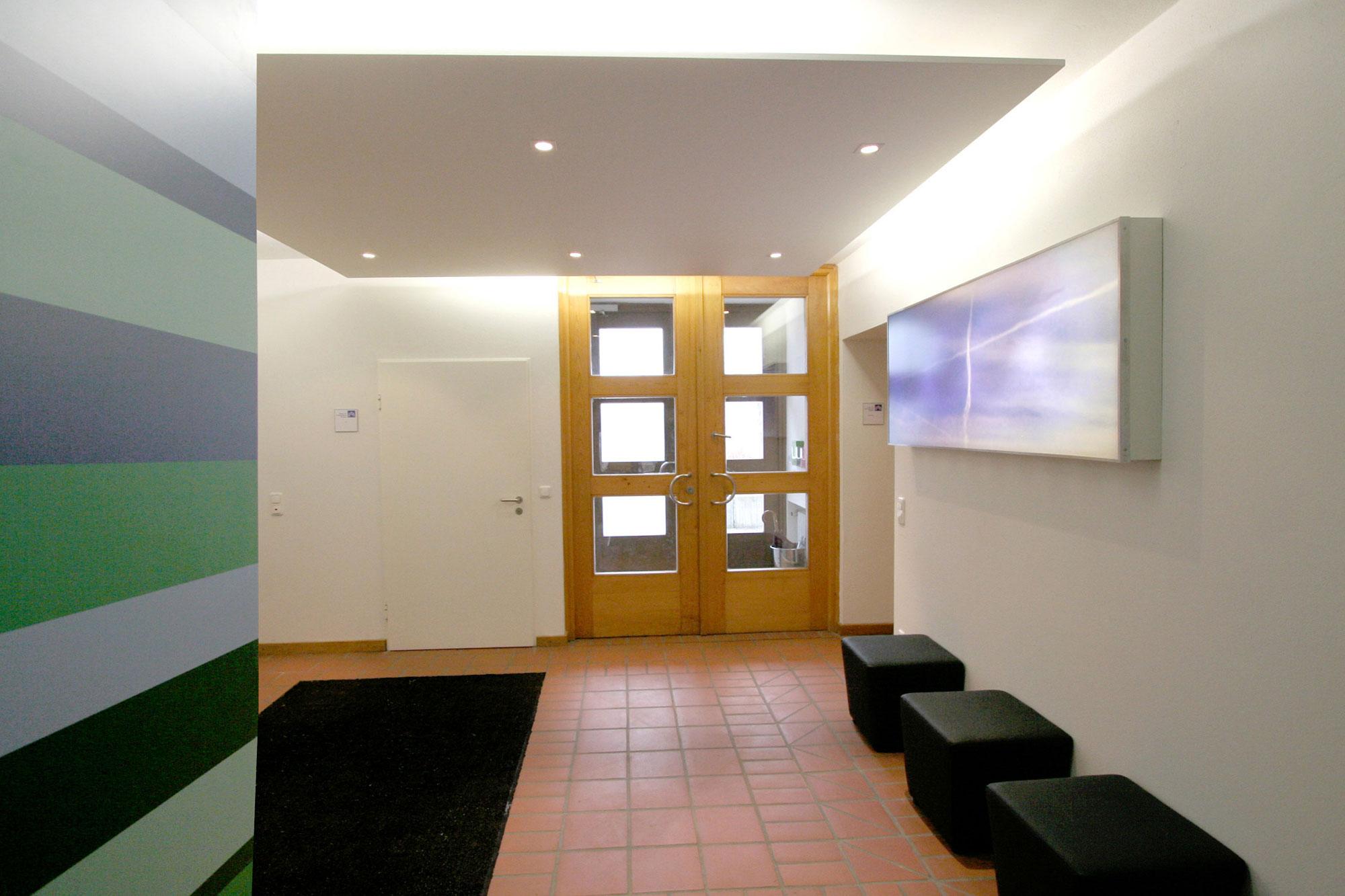 Innenarchitektur Fähigkeiten renovierung pfarramt puchheim gross innenarchitektur