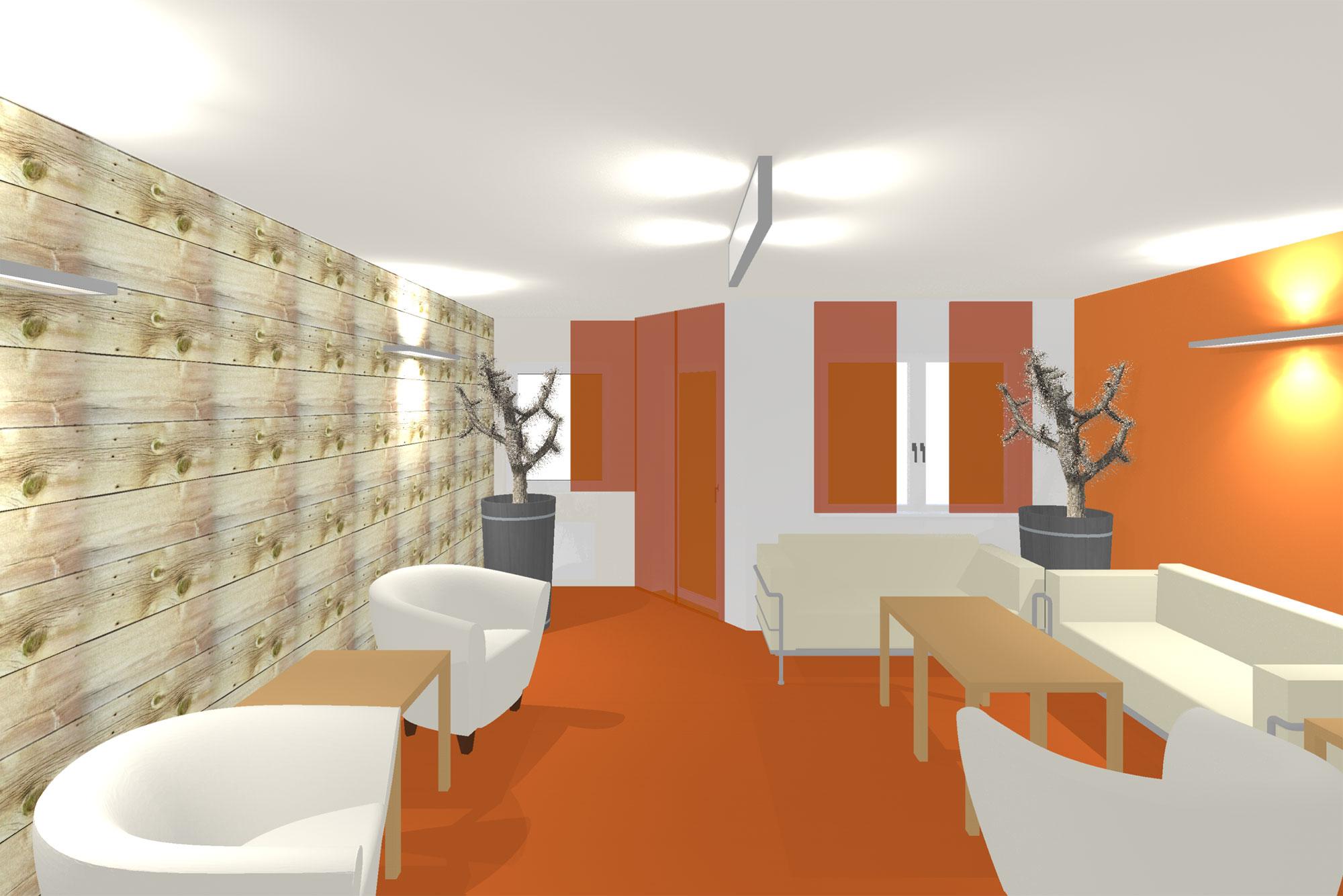 Neugestaltung eines seniorenheims gross innenarchitektur for Innenarchitektur vorher nachher