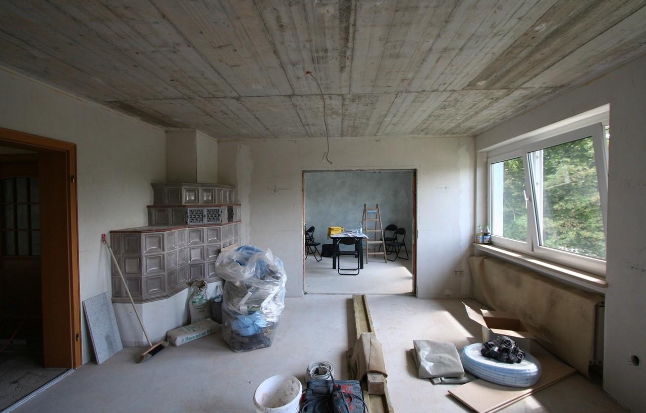 Umbau einer wohnung gross innenarchitektur for Innenarchitektur wohnung